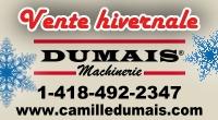 Dumais - Hiver 2015