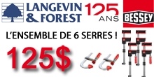 Langevin Forest - Bessy 125 ans exclusif