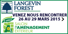 Langevin - Salon amenagement 2015
