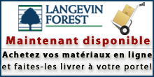 Langevin - Achats en ligne avril 2015