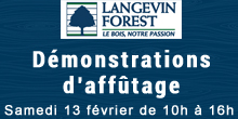 Langevin Forest - Aiguisage fev 2016