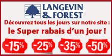 Langevin - Calendrier avant