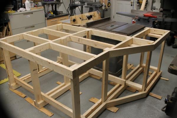 la r f rence en b nisterie table de sortie banc de scie 1 2. Black Bedroom Furniture Sets. Home Design Ideas
