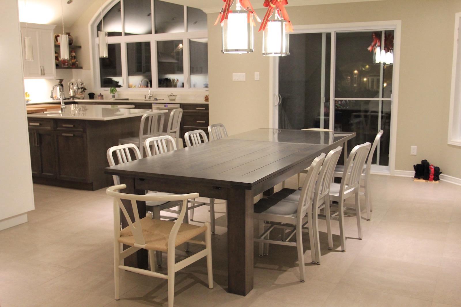 la r f rence en b nisterie recherche plan de table de. Black Bedroom Furniture Sets. Home Design Ideas