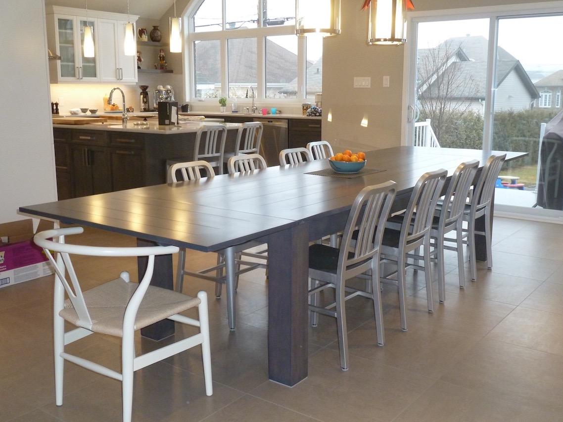 Recherche table de cuisine maison design for Recherche table de cuisine