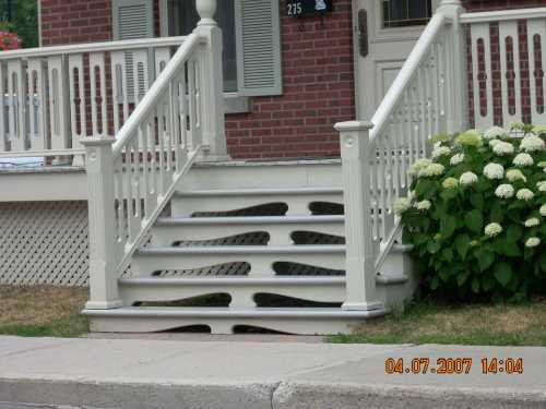 La r f rence en for Contremarche escalier exterieur