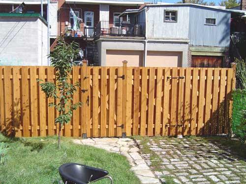 La référence en ébénisterie  Bois pour patio cèdre (22