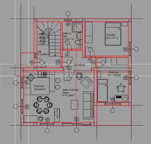 La r f rence en for Plan maison deux etages