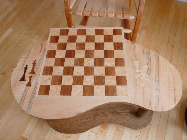 la r f rence en b nisterie table avec rose des vents. Black Bedroom Furniture Sets. Home Design Ideas