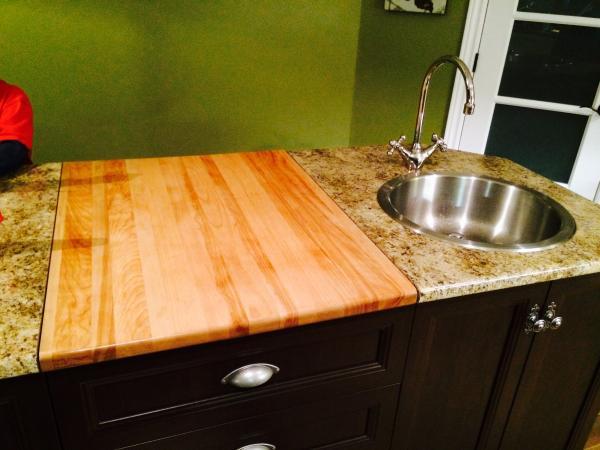 la r f rence en b nisterie planche de boucher pour cuisine. Black Bedroom Furniture Sets. Home Design Ideas