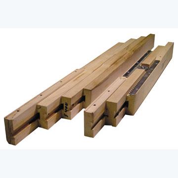 La r f rence en b nisterie comment fabriquer des coulisses - Fabriquer un tiroir en contreplaque ...