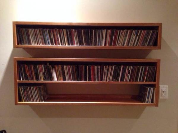 la r f rence en b nisterie tag re cd 1 1. Black Bedroom Furniture Sets. Home Design Ideas