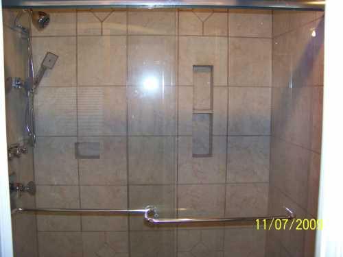 la r f rence en b nisterie fabriquer une douche en place. Black Bedroom Furniture Sets. Home Design Ideas