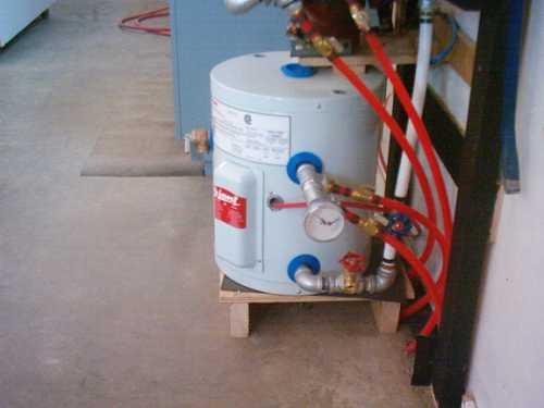 La r f rence en b nisterie plancher chauffant au glycol 1 2 - Plancher chauffant garage ...