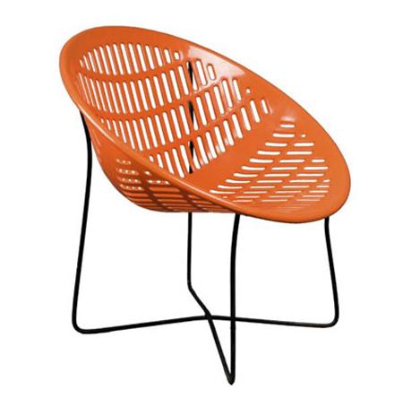 chaise ronde plastique. Black Bedroom Furniture Sets. Home Design Ideas