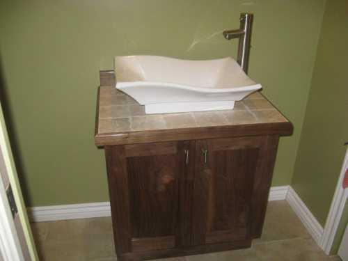 LaMortaise.com - Vanité de salle de bain flottante - Forum ...