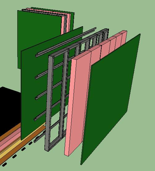 mat riaux pour insonoriser une pi ce dans. Black Bedroom Furniture Sets. Home Design Ideas